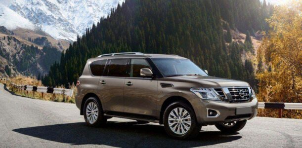 2022 Nissan Patrol Super Safari All New