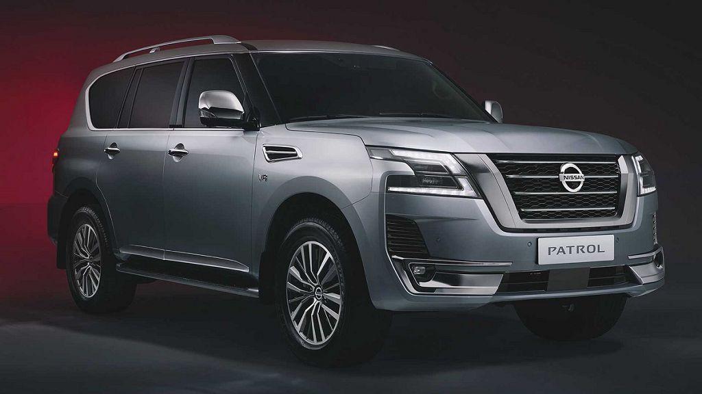 2022 Nissan Patrol Warrior Model