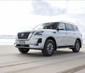 2022 Nissan Patrol Warrior Royale