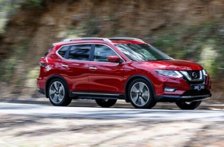 2022 Nissan X Trail 7 Seater Uae
