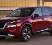 2022 Nissan X Trail New Consumption