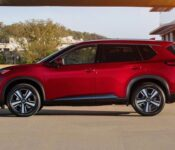 2022 Nissan X Trail Suv Specifications