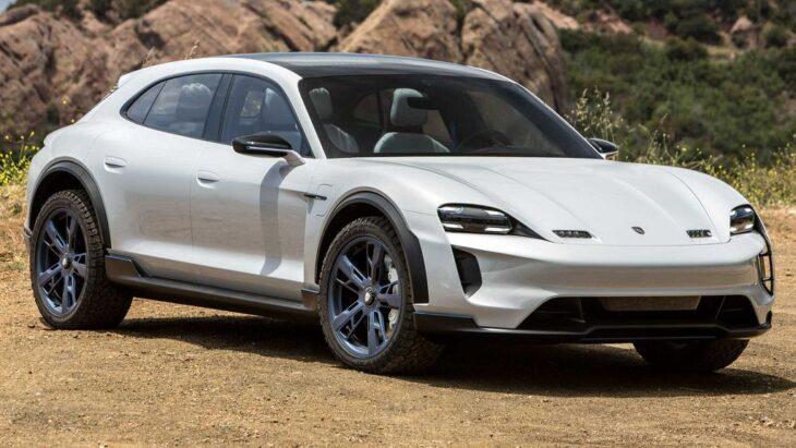 2022 Porsche Taycan Cross Turismo 0 60 Cost