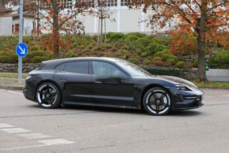 2022 Porsche Taycan Cross Turismo 4s Ev Turbo S Price