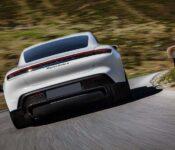 2022 Porsche Taycan Cross Turismo Lease Range