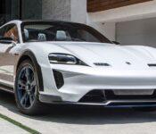 2022 Porsche Taycan Cross Turismo Mpg Vin