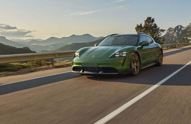 2022 Porsche Taycan Cross Turismo Turbo Msrp S Hp