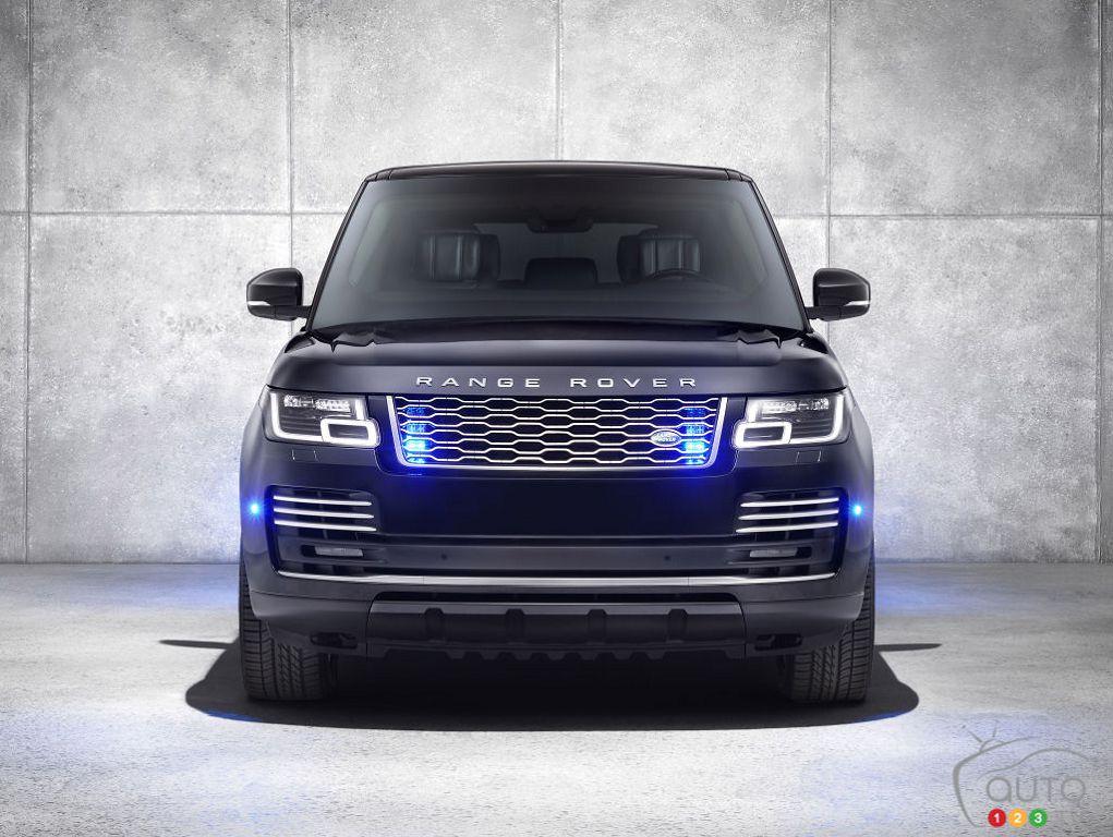 2022 Range Rover Sport Autobiography Photos