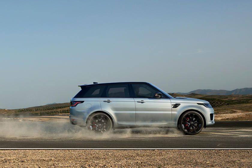 2022 Range Rover Sport Hse Rendering