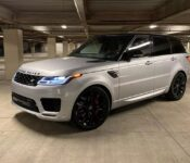 2022 Range Rover Sport Spy Shots Interior