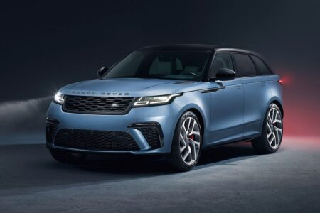 2022 Range Rover Sport Svr News