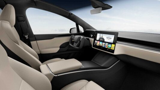 2022 Tesla Model X Price Range