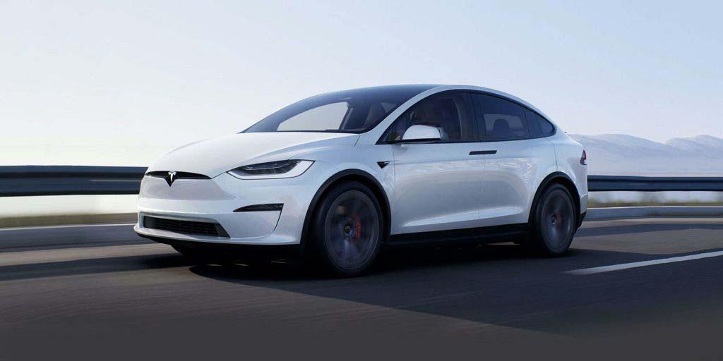 2022 Tesla Model X Redesign Interior