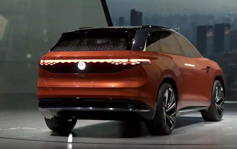 2022 Volkswagen Id.6 Exterior Color Option