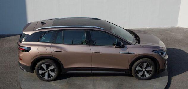 2022 Volkswagen Id.6 Price Release Date