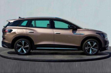 2022 Volkswagen Id.6 Vw Id Release Date Interior