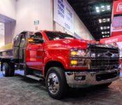 2021 Chevy Kodiak Towing Capacity Interior
