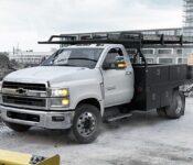 2021 Chevy Kodiak Truck Pickup Interior