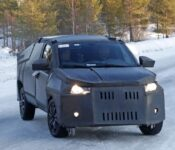 2021 Fiat Mobi Pickup Motor Sport