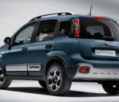2021 Fiat Panda Cross Bluetooth Colours