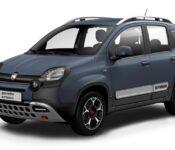 2021 Fiat Panda Cross Electric Engine