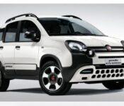 2021 Fiat Panda Cross Grey Hybrid Review