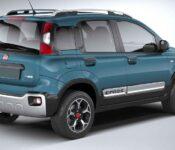 2021 Fiat Panda Cross Hybrid Automatic