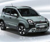 2021 Fiat Panda Cross Interior Mpg