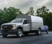2021 Ford F 550 Truck Flatbed