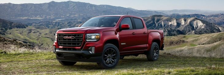 2021 Gmc Canyon Review At4 Review