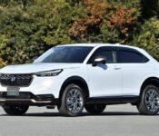 2021 Honda Vezel Price Dimensions
