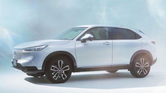 2021 Honda Vezel Specs Interior