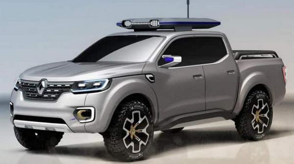 2021 Renault Alaskan Australia Accessories