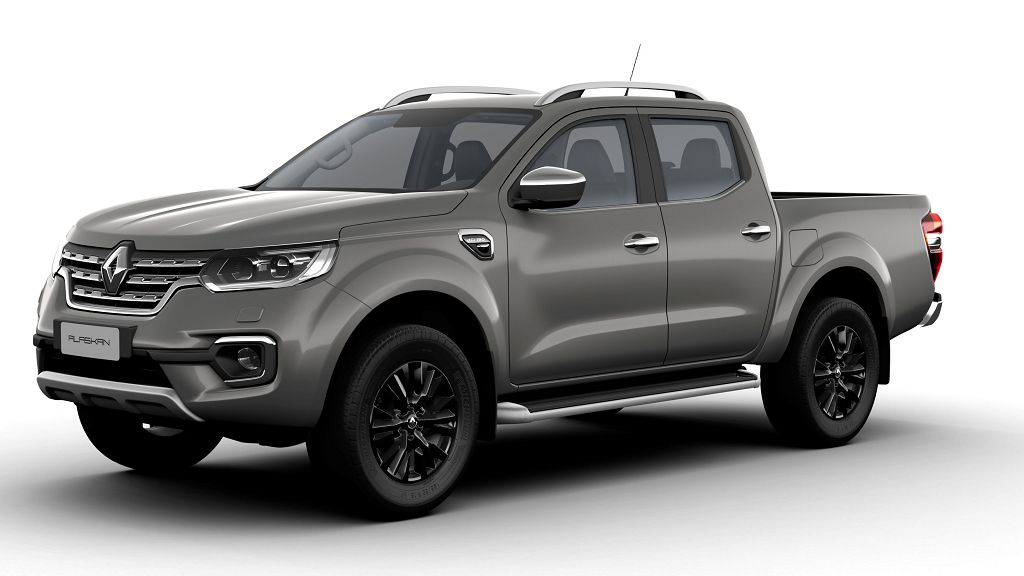 2021 Renault Alaskan Concept Configuration