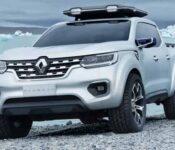 2021 Renault Alaskan Diesel Dimensions
