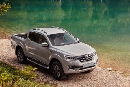2021 Renault Alaskan Europe Gewicht