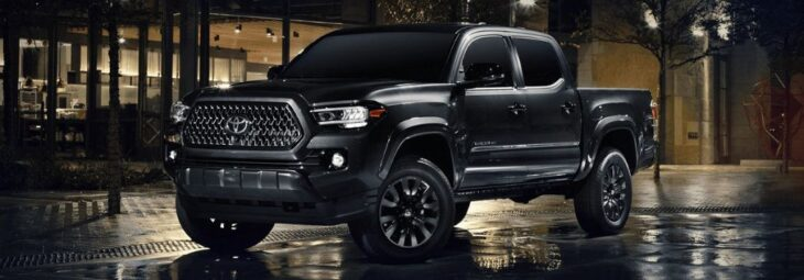 2021 Toyota Tacoma Accessories Bed Mat
