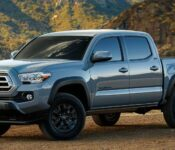 2021 Toyota Tacoma Towing Capacity Trd Sport