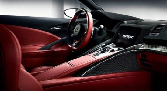 2022 Acura Nsx Cost Convertible