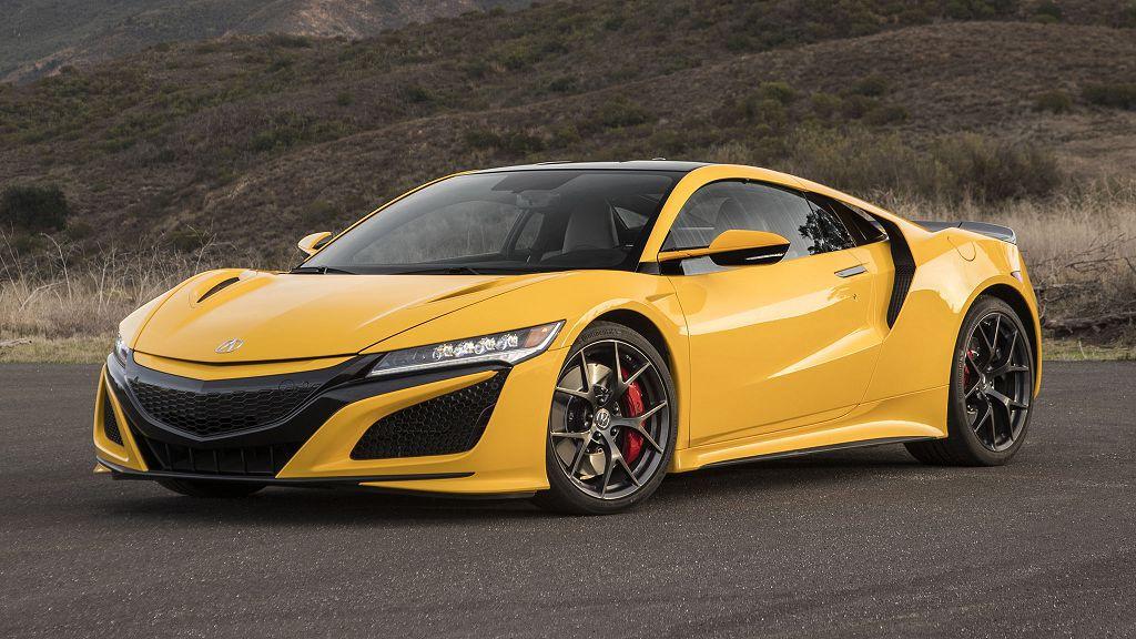 2022 Acura Nsx Type R Price Options