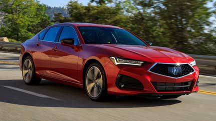 2022 Acura Tlx A Spec A Spec Package