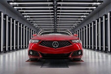 2022 Acura Tlx A Spec Review A Spec Package