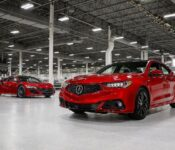 2022 Acura Tlx A Spec Type S Horsepower