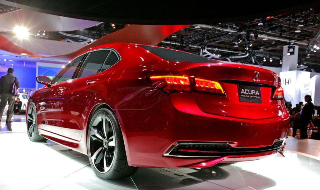 2022 Acura Tlx A Spec Type S Hybrid