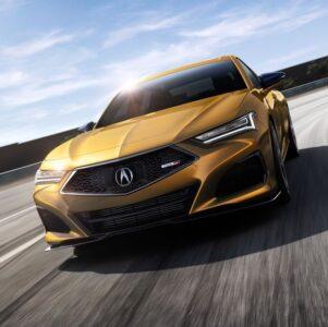 2022 Acura Tlx A Spec Type S Price