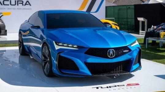 2022 Acura Tlx A Spec Type S Specs