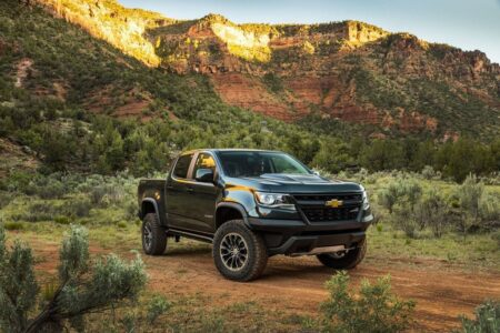 2022 Chevy Colorado For Sale Concept