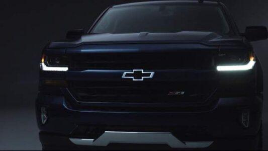 2022 Chevy Colorado Interior 4x4