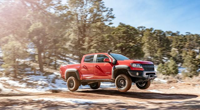 2022 Chevy Colorado Lt News Specs Z71
