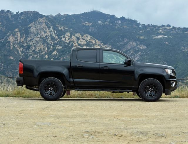 2022 Chevy Colorado Price Pictures